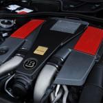 Mercedes V8 tuning door Brabus