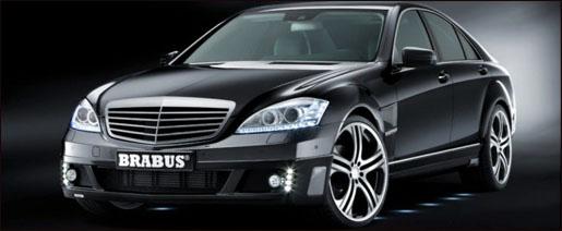 brabus sv12 r s klasse met 750 pk. Black Bedroom Furniture Sets. Home Design Ideas