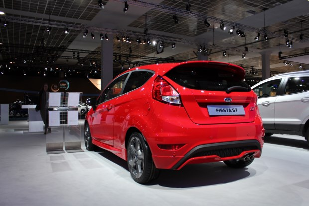 Autosalon Brussel 2015: Ford Line-up