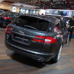 Jaguar Autosalon Brussel 2013