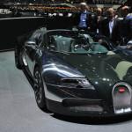 Autosalon Geneve 2013 - Bugatti