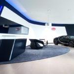 Bugatti Brussels opent nieuwe showroom in de Maliestraat