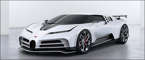 Officieel: Bugatti Centodieci (2019)