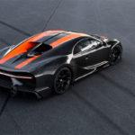 Bugatti Chiron pakt met 490 km/u een nieuw snelheidsrecord (2019)