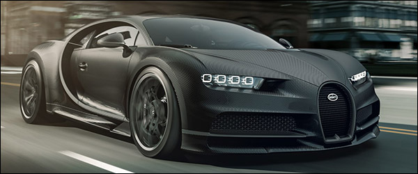Officieel: Bugatti Chiron Noire (2019)