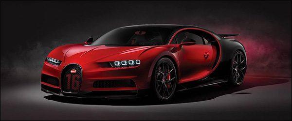 Officieel: Bugatti Chiron Sport (2018)