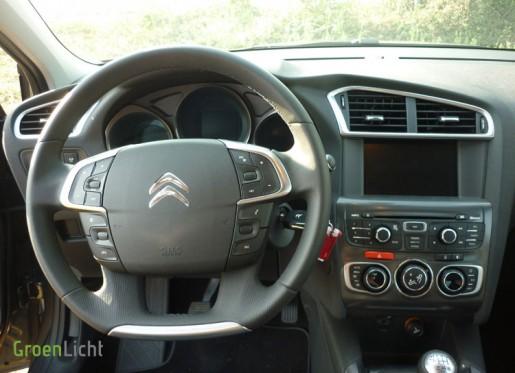 Rijtest Citroen C4 2011 - 1.6 HDi 110pk Exclusive