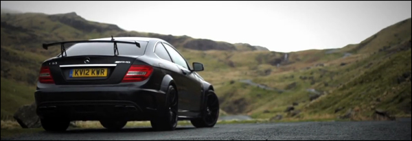 C63 AMG Pure Driving Experience