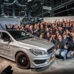 Mercedes CLA Shooting Brake: Belgische prijs vanaf €28.919 - productie