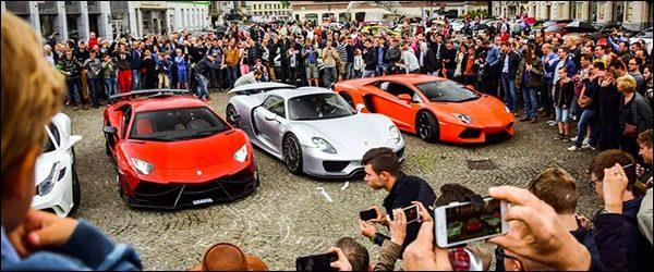 Uittip: Cars & Coffee Kortrijk 2017 [zondag 21 mei]