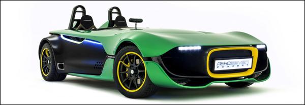 Caterham AeroSeven Concept 2014
