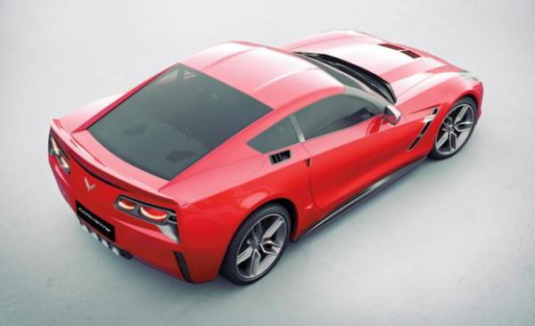 Chevrolet Corvette C7 1