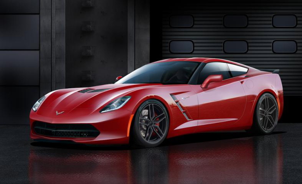 | Preview: Corvette C7 GroenLicht.be