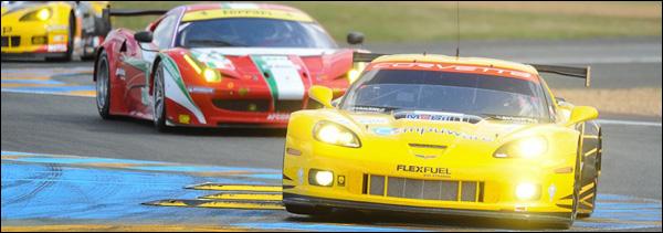 Chevrolet Corvette Le Mans 2012