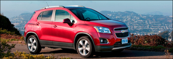 Chevrolet Trax 2WD
