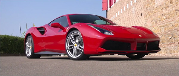 Video: Chris Harris test de Ferrari 488 GTB