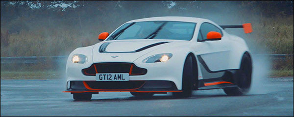 Video: Chris Harris test de Aston Martin Vantage GT12
