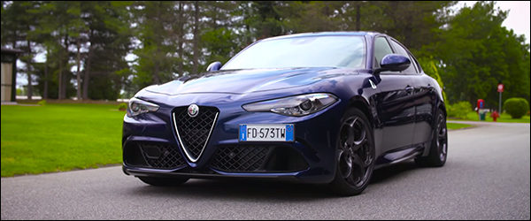 Video: Chris Harris test de Alfa Romeo Giulia Quadrifoglio