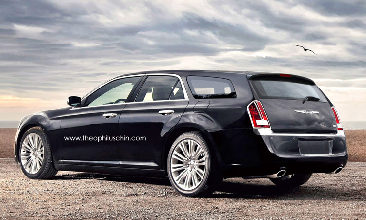 preview chrysler 300c touring. Black Bedroom Furniture Sets. Home Design Ideas