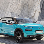 Autosalon Brussel 2016: Citroën / DS Line-up - C4 Cactus M Concept