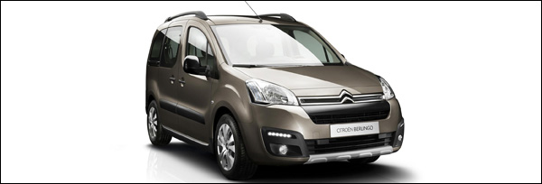 Citroen Berlingo MY2015