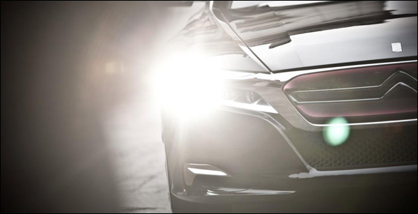 Citroen DS9 Teaser