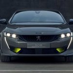 Officieel: Peugeot 508 HYbrid Sport Engineered Concept (2019)