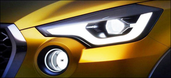 Datsun City Crossover Concept