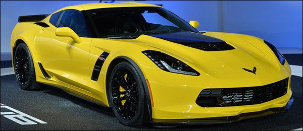 Corvette Z06 2015