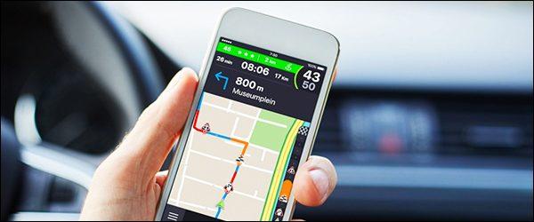 Coyote app krijgt navigatie en verkeersdiensten