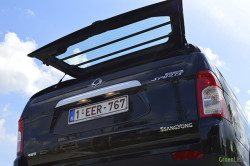 Rijtest: SsangYong Actyon Sports 2013