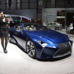 Autosalon Geneve 2013 - Lexus