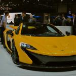 Autosalon Geneve 2013 - McLaren