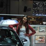 Autosalon Geneve 2013 - babes