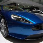 Autosalon Geneve 2013 - Aston Martin