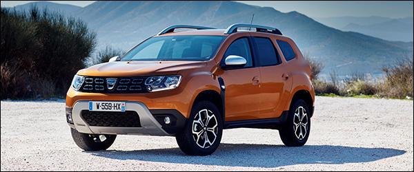 Autosalon Brussel 2020: Dacia line-up