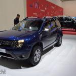 Autosalon Brussel 2017 live: Dacia (Paleis 5)