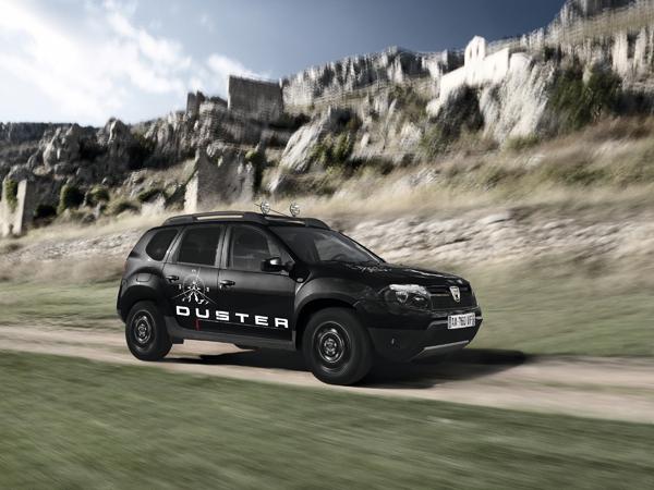 Dacia Duster Adventure test