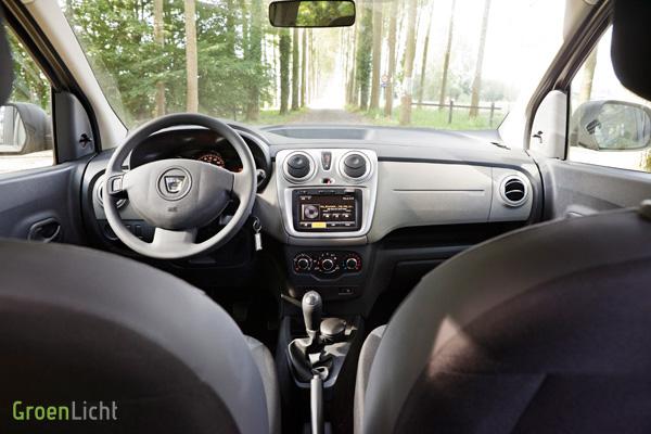 Rijtest Dacia Lodgy dCi 90 Lauréate