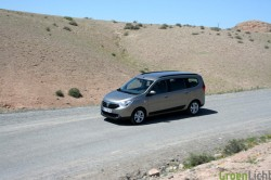 Dacia Lodgy test