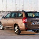 Kort Getest: het vernieuwde Dacia gamma - Dacia Logan MCV (2017)
