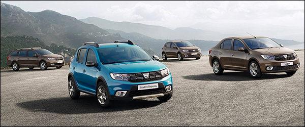 Officieel: Dacia Sandero / Logan facelift (2016)
