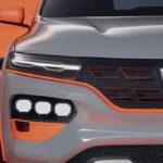 Officieel: Dacia Spring Concept EV (2020)