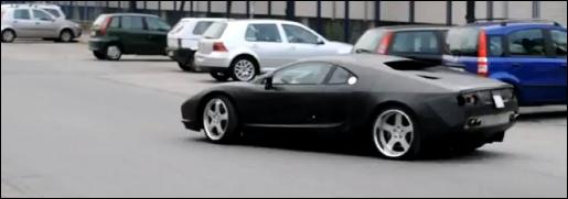 De Tomaso Pantera Videospot