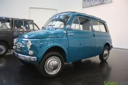 Design Preview Fiat 500L 2012