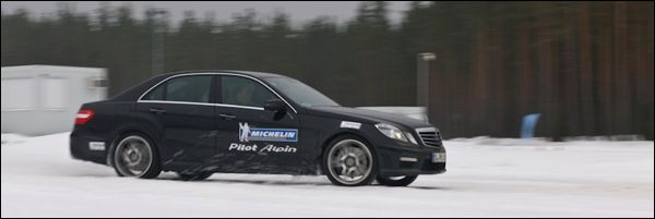 Michelin Winter Essentials 2012