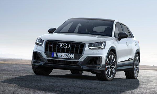 Officieel: Audi SQ2 (2018)
