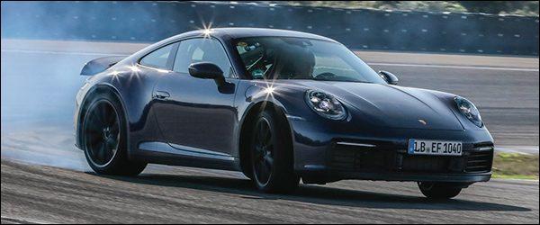 Dit is de nieuwe Porsche 911 (992) (2018)