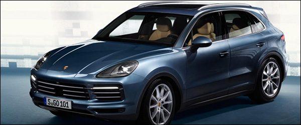 Dit is de nieuwe Porsche Cayenne (2017)