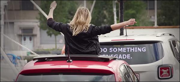 Advertorial: JEEP doorbreekt de dagelijkse sleur! #DoSomethingRenegade